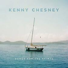 KENNY CHESNEY CD - SONGS FOR THE SAINTS (2018) - NEW UNOPENED - COUNTRY