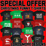 Christmas Mens T-Shirts funny novelty t shirts joke t-shirt clothing shirt tee