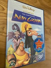 Disney Classics The Emperors New Groove  (DVD) New Sealed