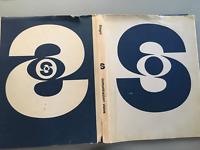 monografia Stagni Comunicazioni Visive 1964 A. Steiner Dorfles Masotti fotografo