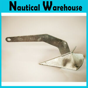 Hot Dipped Galvanized  Delta style Anchor - 6kg