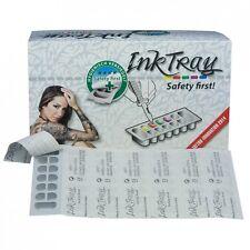 7 Stück Ink Tray Farbschalen für 12 Farben steril verpackt Ink Cups Tattoobedarf