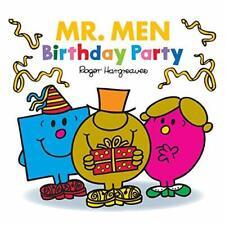 Mr. Men: Birthday Party - Paperback / softback NEW Hargreaves, Rog 31/01/2018