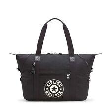 Kipling Large Travel Bag ART M Shoulder Bag LIVELY BLACK SS20 RRP £93