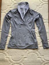 Lululemon Gray Jacket Size 6