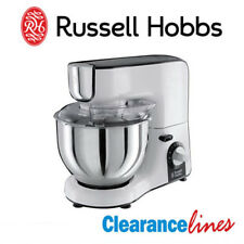 Russell Hobbs 23480 Stand Mixer, Kitchen Machine with Glass Blender