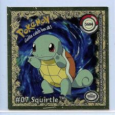 Mewtwo Gold Sticker SG04 #07 Artbox Pokemon Action Flipz Premier  Foil 1999 Z3