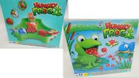 HUNGRY Frog Board Game Children Kids Toy Game Gift A FAMILY FUN 2-3 Players 3+