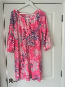 Lilly Pulitzer Dress Pink Size Large