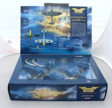 Corgi Aviation 49505 Spitfire & Messerschmitt Bf109E Battle of Britain Set (New)