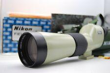 [Verpackt Mint Nikon D = 60 P Fieldscope Spektiv + Hülle W/20x Japan 30155