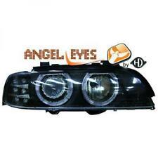 Scheinwerfer Set für BMW E39 95-00 Klarglas/Schwarz LED Blinker