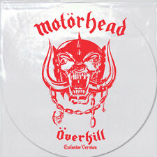 Motorhead - Overkill [New Vinyl LP] Ltd Ed, White