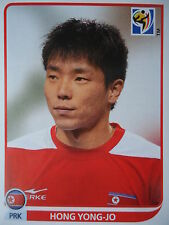 Panini 521 Hong Yong-Jo Korea DPR FIFA WM 2010 Südafrika