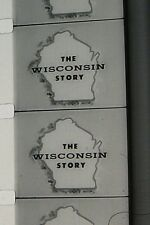 THE WISCONSIN STORY 1958  AFL-CIO ORGANISE VOTERS UNION 16MM FILM MOVIE ON REEL