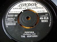 "THE VENTURES - PERFIDA  7"" VINYL"