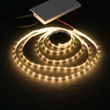 LED Strip Light Warm White TV Backlight Party Home Decoration Glow Car Flexible