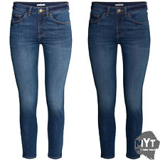 Womens Jeans Ex Zara Ladies Jeans Denim Trouser New All Sizes Leg Length 30""