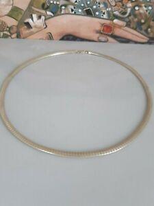 Wunderschönes Collier Silber 925, hochwertig und geschmeidig verarbeitet