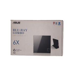 ASUS BLU-RAY COMBO 6X USB  Slim External Drive w/ Stand SBC-06D2X-U . NEW