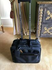 Samsonite Laptop Ipad Carrier Wheels Cabin Carry on Travel Bag Luggage