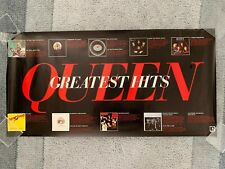 Queen FRAMED POSTER September 15 1984 Milan Italy Europe Tour Freddie Mercury