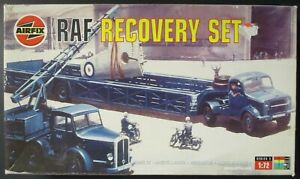 Airfix 1/72nd Scale RAF Recovery Set No. 03305 in open box!