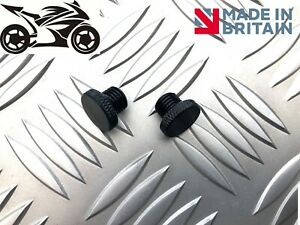 Quality Mirror Blanking Plugs, Bolts. Yamaha MT09 MT10 XSR 900 XSR 700 FZ1 FZ8