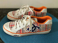 Dc Shoes Scarpe da Ginnastica con Lacci Scozzesi Numero 37 Eu 5 Regno Unito 6 US