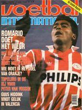 V.I. 1992  nr. 03 - ROMARIO/LOUIS VAN GAAL/GUUS HIDDINK & VALENCIA/VAN VOSSEN