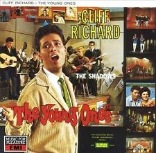 Cliff Richard & Shadows The Young Ones CD *SEALED* Soundtrack