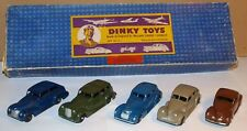 Dinky Toys Gb coffret rarissime n°2 PRIVATE AUTOMOBILE