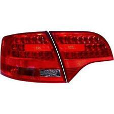 Paar scheinwerfer rücklichter TUNING AUDI A4,05-08 Avant rossi verchromt mit LED