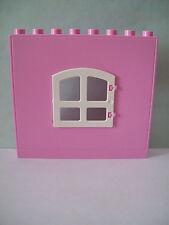 LEGO DUPLO 5639 10505 Familienhaus Wandelement rosa für Mädchen NEU