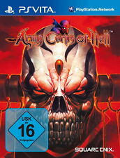 PSV - PS Vita Army Corps of Hell (Sony) Spiel in OVP
