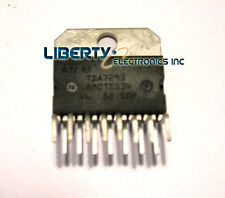 NEW TDA7293- 120V - 100W DMOS AUDIO AMPLIFIER WITH MUTE/ST-BY