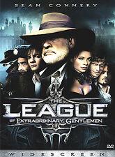 The League Of Extraordinary Gentlemen Widescreen Dvd Movie Sean Connery Freeship