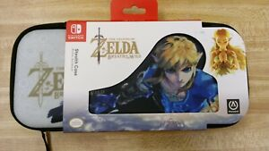 Nintendo Switch The Legend of Zelda Breath of the Wild Edition Stealth Case New