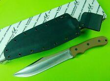US BlackJack 1st Production Run Tac-Ops Model 8 Fighting Knife & Scabbard Box