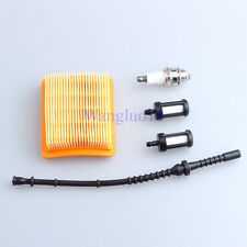 Air Fuel Filter Line Pipe Hose Tube For STIHL FS120 FS200 FS250 FS300 FS450
