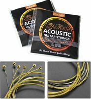 6 Pcs Replacement Acoustic Classic String Set Guitar Strings Leads Accessories