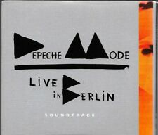 DOUBLE CD ALBUM  / DEPECHE MODE - LIVE IN BERLIN / COMME NEUF