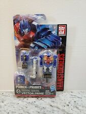 Transformers * VECTOR PRIME * Powers of the Primes, PRETENDERS, Brand New!