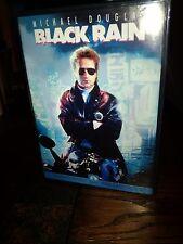 Black Rain (DVD, 1999, Widescreen) , Region 1, Michael Douglas with Insert