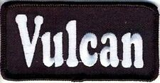 VULCAN Embroidered Motorcycle MC Club Funny NEW Biker Vest Bike Patch PAT-1987