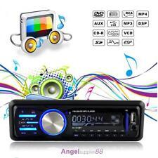 4.1Inch Car Stereo Radio LCD Bluetooth HD MP5 MP3 MP4 USB Player DVD VCD Aux #A