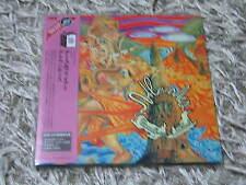 EARTH AND FIRE ATLANTIS RARE OOP JAPAN MINI-LP CD