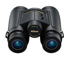 New 2017 Nikon LaserForce Hunting Laser Rangefinder Binocular 8x42 10-1900 Yards