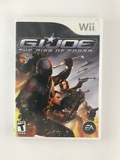 G.I. Joe: The Rise of Cobra - Nintendo Wii Game - Complete & Tested