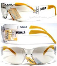 Dewalt Protector Indoor Outdoor Clear Mirror Safety Glasses Sunglasses Z87+